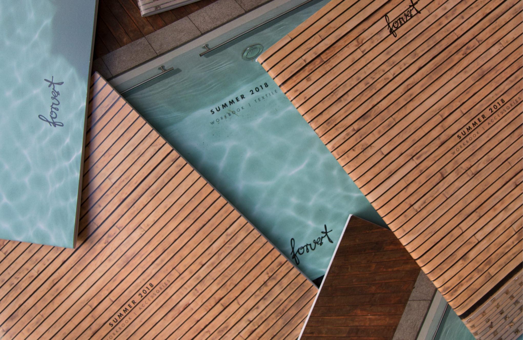 Magazin Design für forvert, das Streetwear Label aus Köln, Gestaltung von den sons of ipanema aus Köln