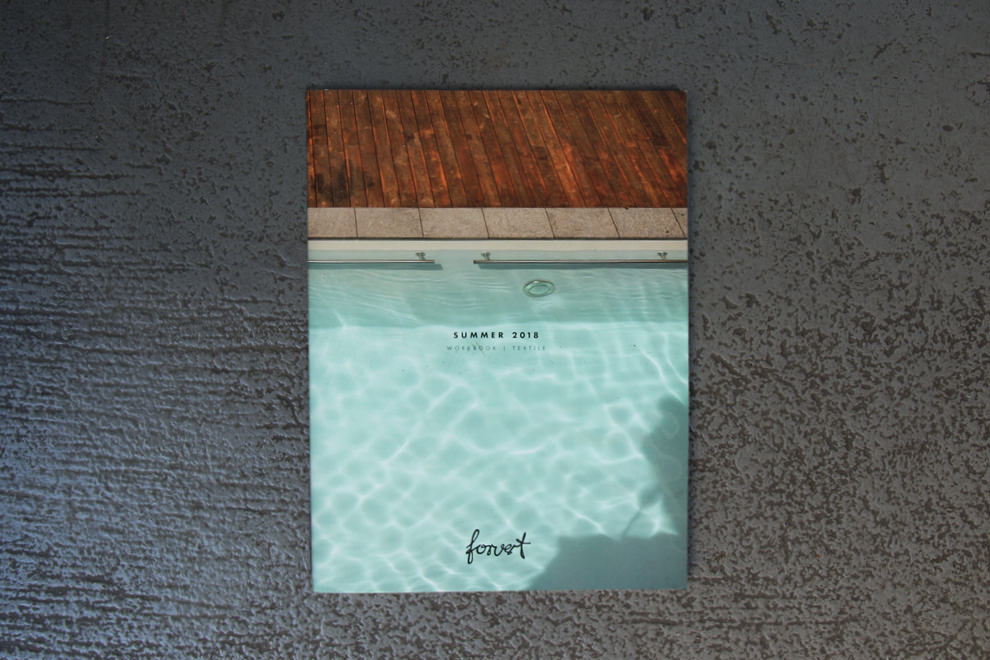 Cover des neuen forvert Workbooks. Das Design stammt von den sons of ipanema, einer Design Agentur aus Köln