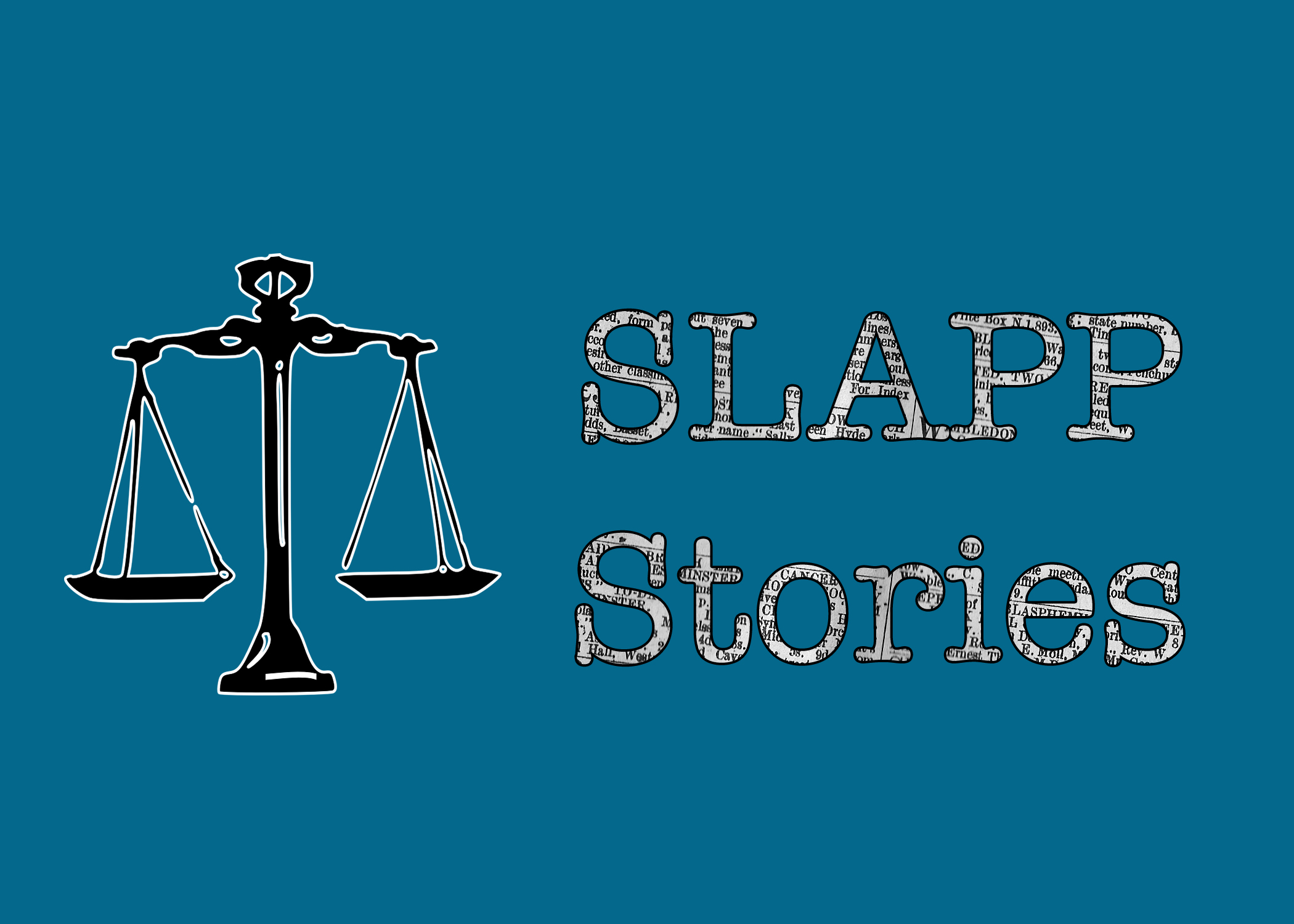 SLAPP Stories