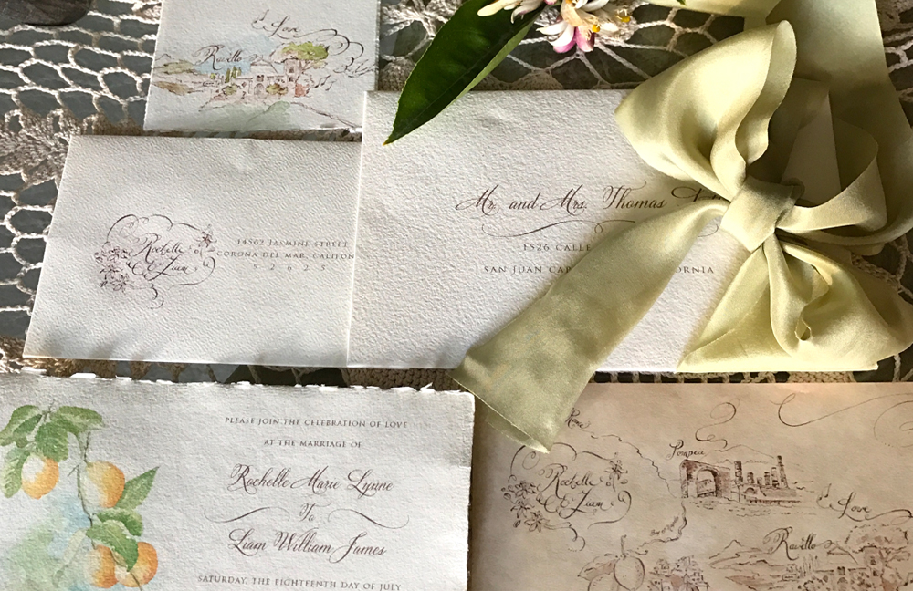 Paper Melange |Wedding Stationery