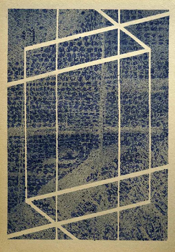 Geometrie #2 - 21 x 29,8 cm
