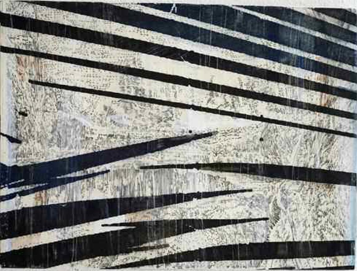Untitled landscape #41 - 20 x 29 cm
