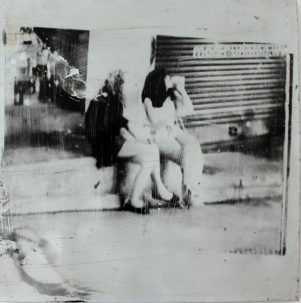 Hollywood Boulevard - 2108 - 78 x 79 cm - Photo emulsion sur metal