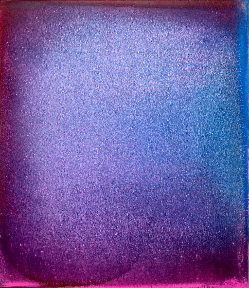 UT #921 - 2019 - Oil on canvas - 80 x 70 cm