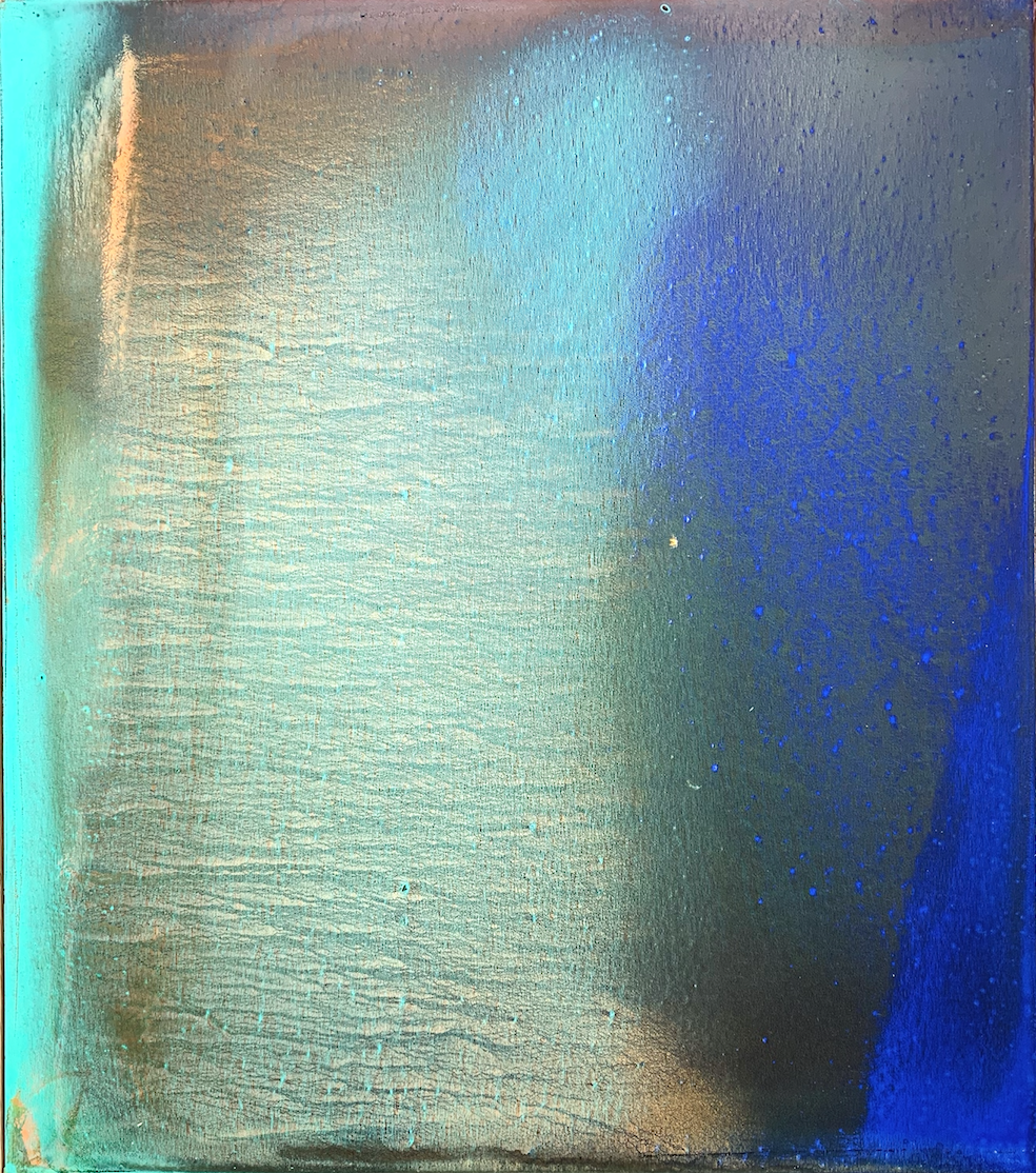 UT #909 - 2019 - Oil on canvas - 80 x 70 cm