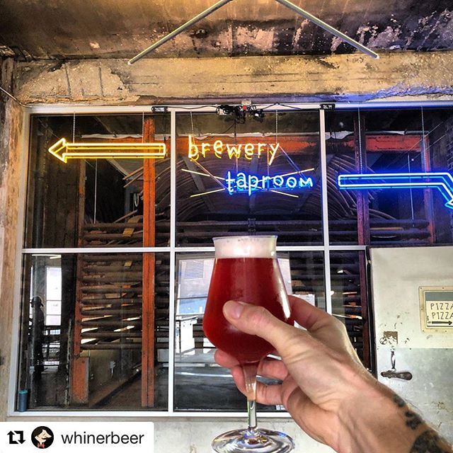 #chiarchitecture #ohc2019 is going until 4pm, so stop by for a self-guided tour of The Plant! No better way to wrap up your day than with some eats and a refreshing @whinerbeer — they are open til 8pm. #shoplocal #eatlocal #drinklocalbeer
