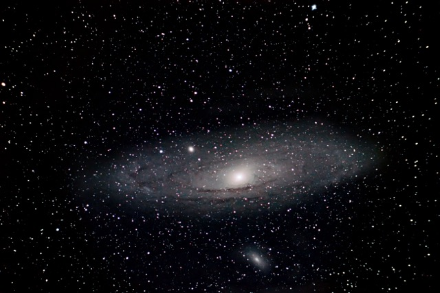 Our neighbor, the Andromeda Galaxy