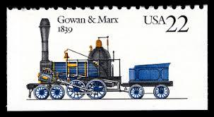 Gowan and Marx engine