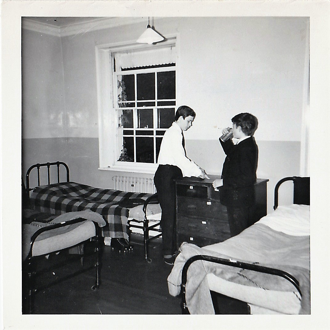 Tutor's dorm. 1967. Source: Cheryl Spray