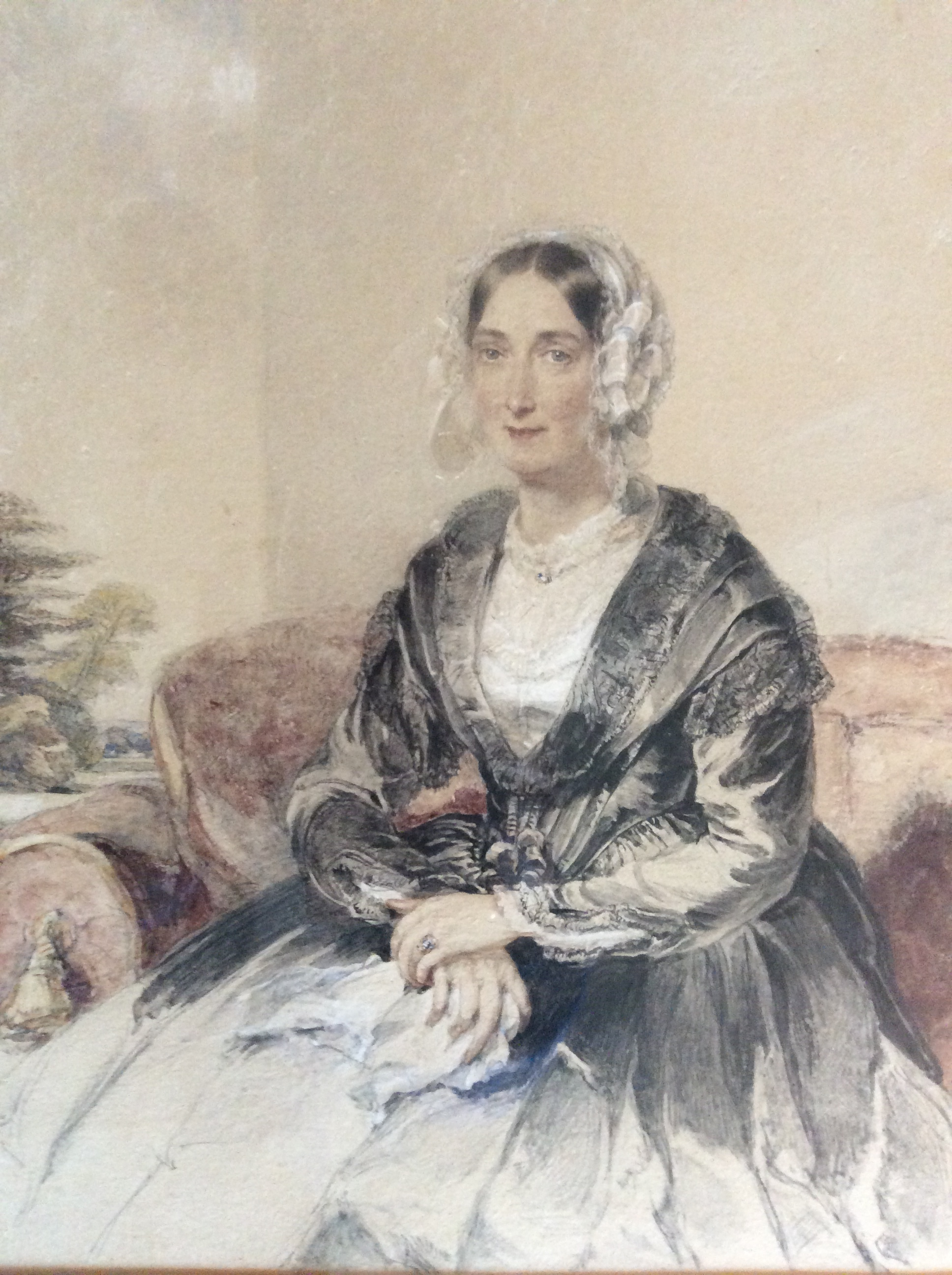 Elizabeth Harding Withington, Anthony Harding's daughter