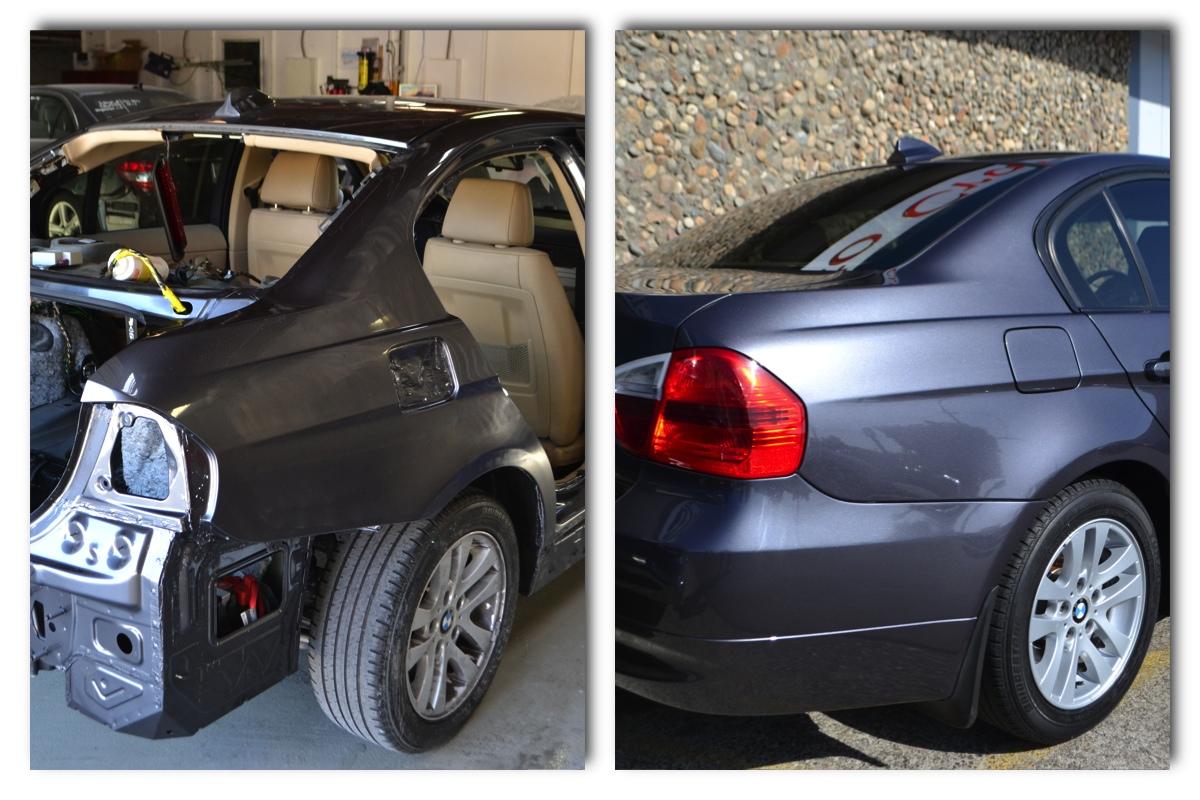 Honda Bumper Repair/Replacement