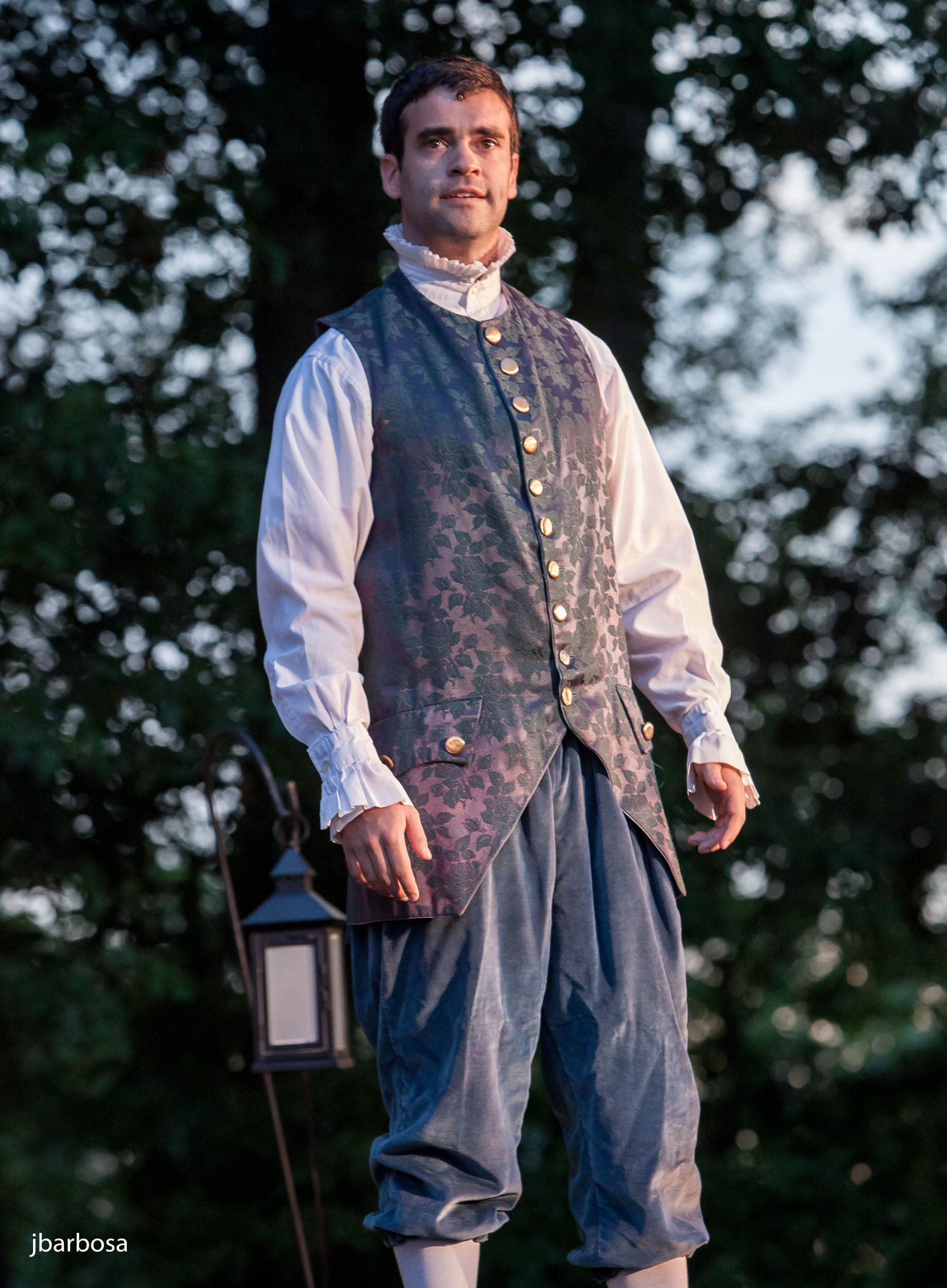 Mark Friedlander Lysander A Midsummer Night's Dream 4