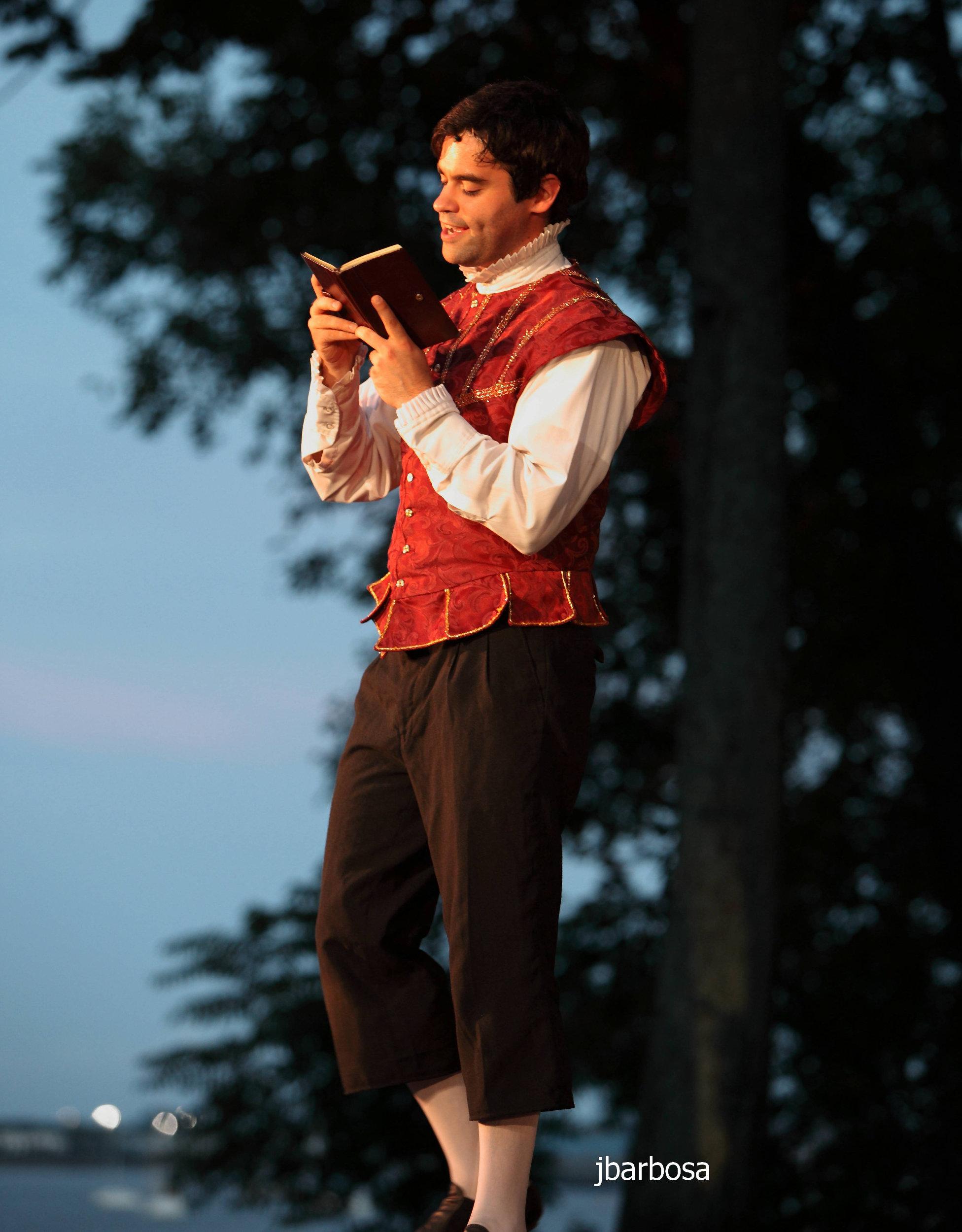 Mark Friedlander Romeo Romeo and Juliet 1