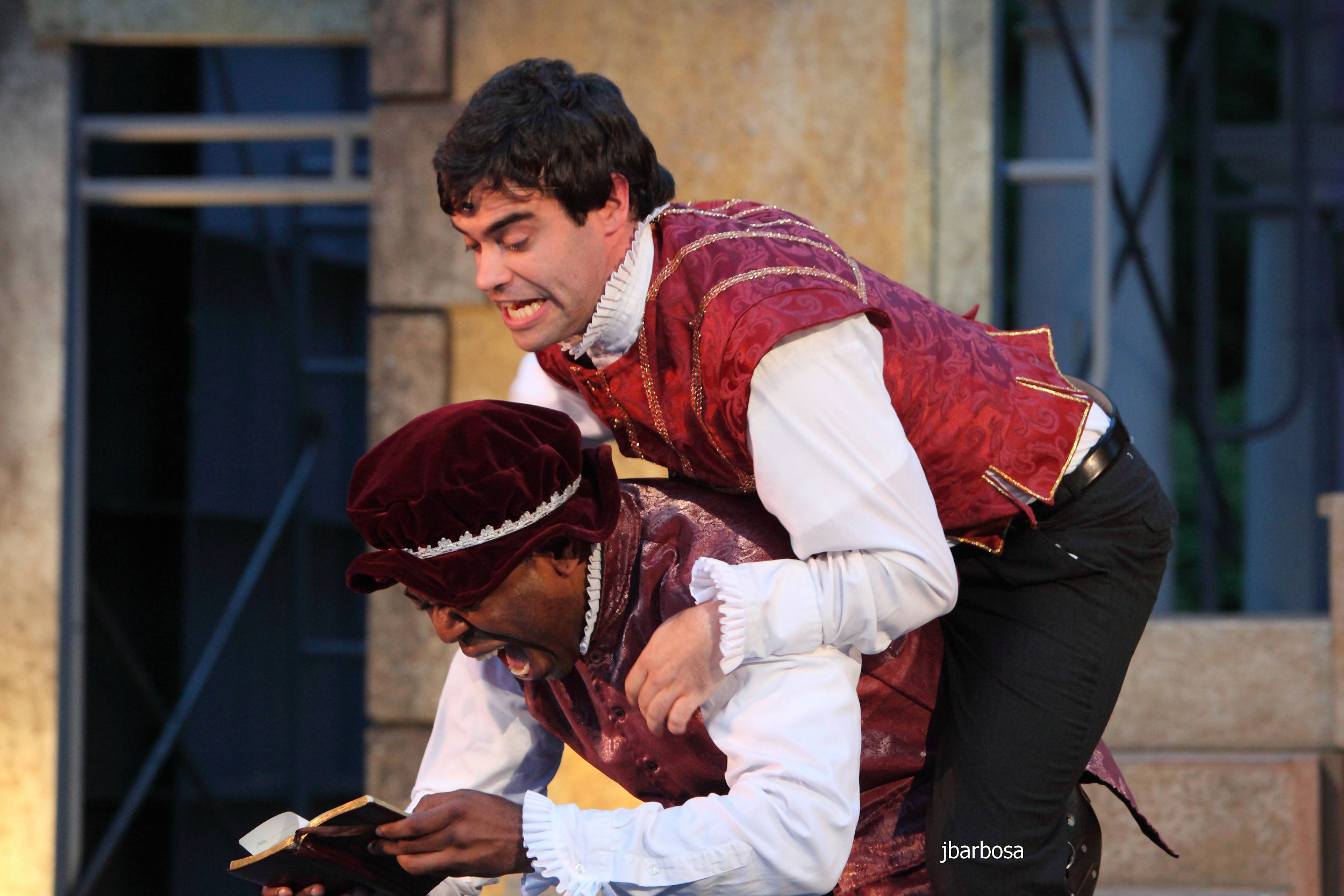 Mark Friedlander Romeo Romeo and Juliet 4