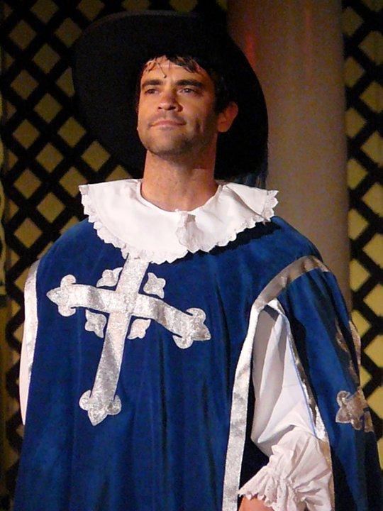 Mark Friedlander d'Artagnan Three Musketeers 1