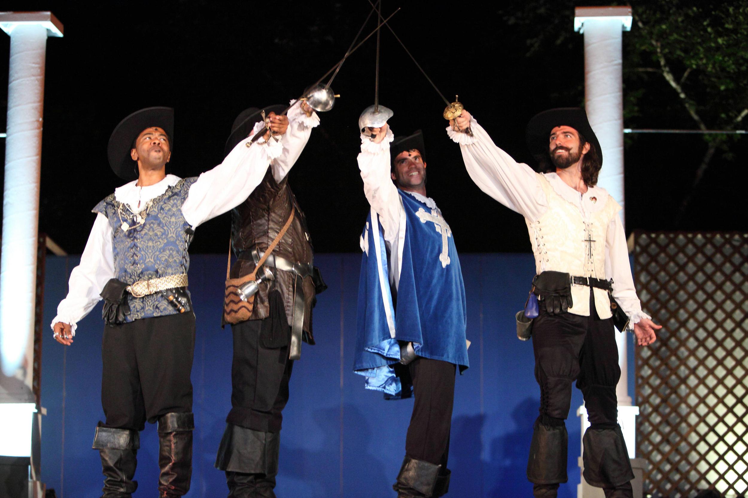 Mark Friedlander d'Artagnan Three Musketeers 4