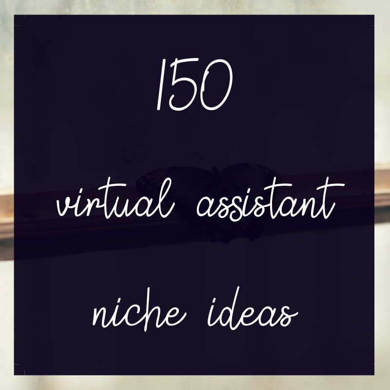 virtual assistant niche