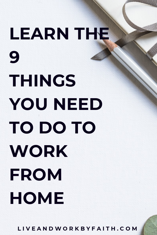 There are nine steps you need to take to work from home as a virtual assistant. Find out how you can get up and running quickly and get on the waitlist for the new course.