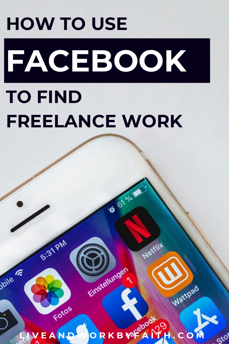 If you're having trouble finding freelance work, it may be time to take a look at how you're using Facebook. This post shares tips on how to market your business on Facebook - the right way.