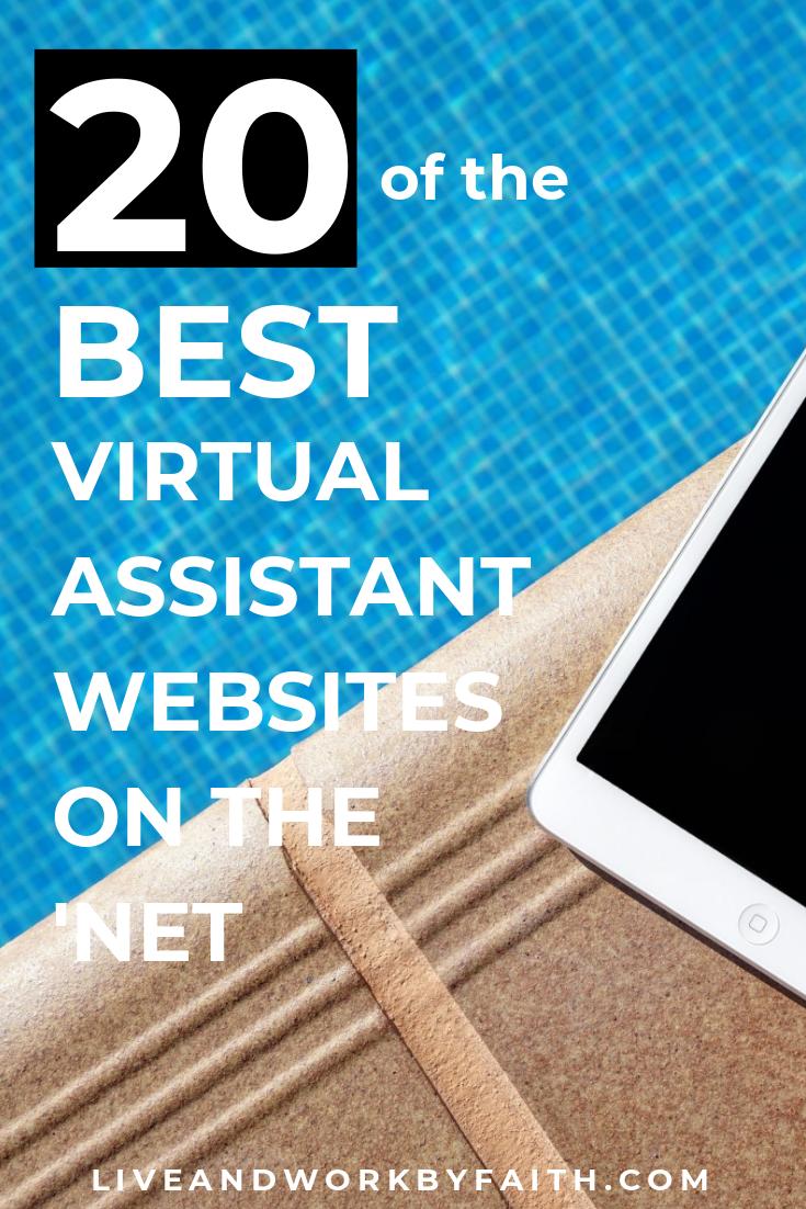 virtual assistant websites
