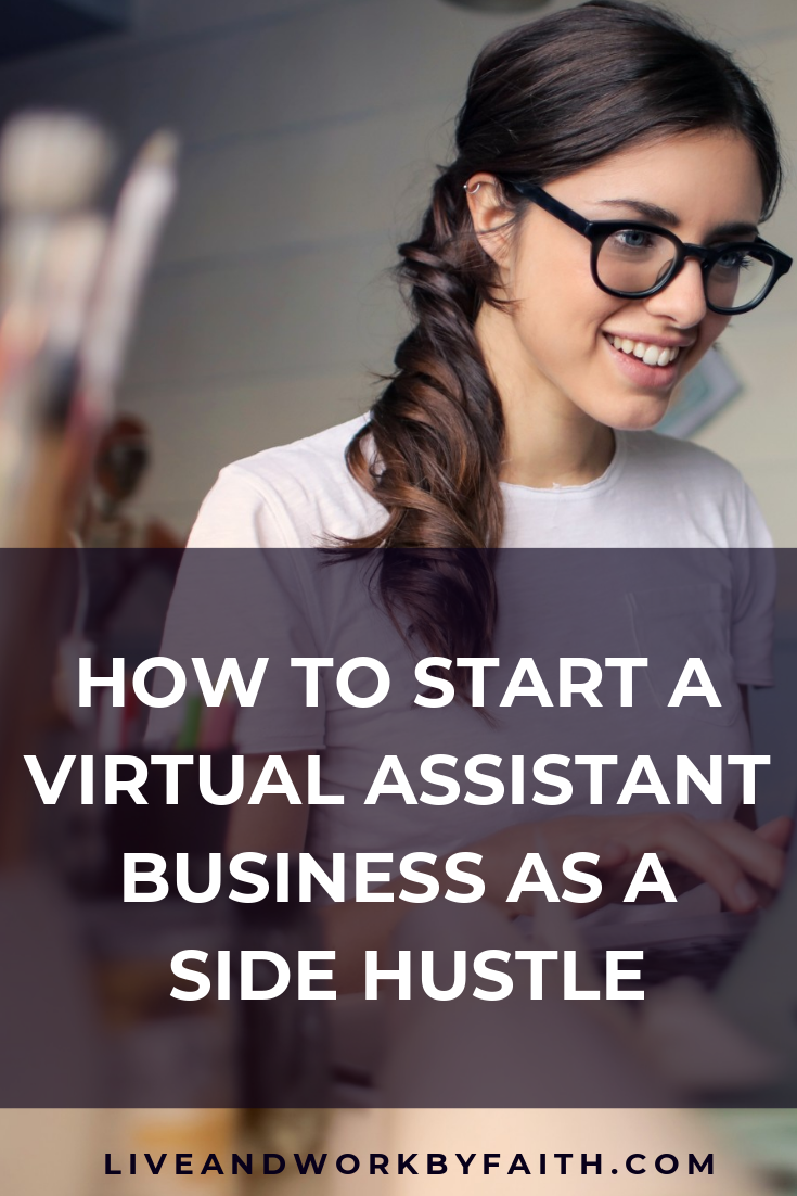 In this post, I talk about my favorite way to side hustle: running a virtual assistant business. Learn the steps it takes to launch a virtual assistant business.