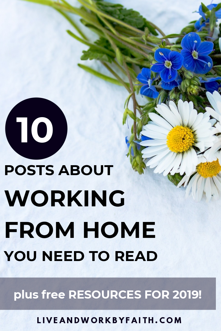 2018 is almost a wrap so I took a look back at my top 10 work from home posts of the year. Click to read more, learn about my plans for 2019 and grab your free resources to get 2019 off on the right foot. #workfromhome #virtualassistant