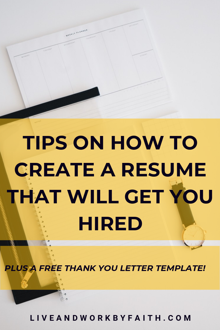 Want to learn some insider tips about what goes into a resume that will get you hired? Learn more from an industry insider on what you should include, mistakes to avoid and grab a free thank you letter template to round out the interview process.