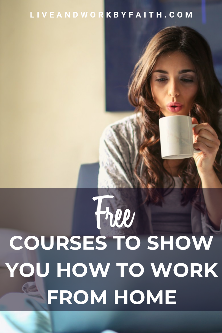 Free courses to show you how to work from home like a boss.