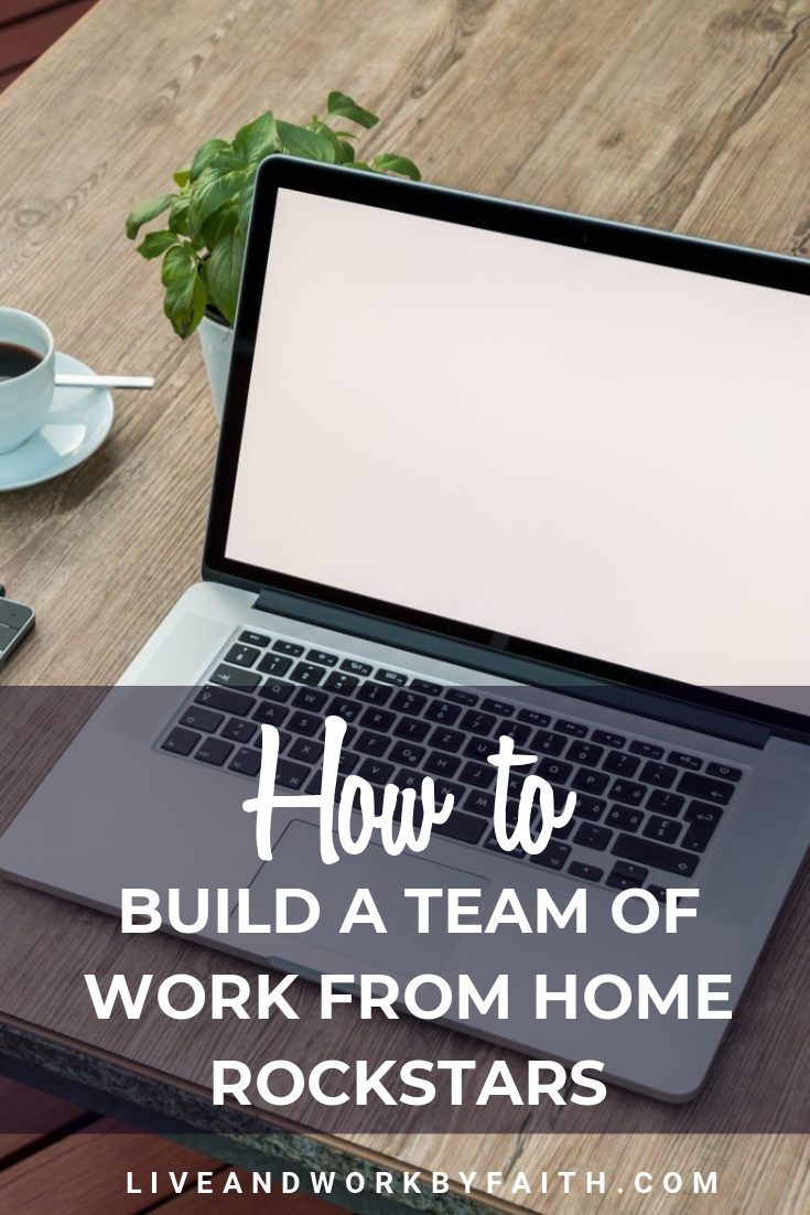 Tracy from Rock Solid Virtual Assistants shares how she went from solo virtual assistant to a team of work from home rockstars in less than two years! #workfromhome