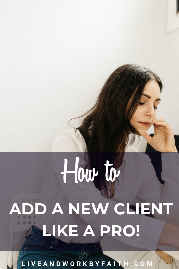 You signed your first client. Now what do you do? This post details the steps to bring on your new virtual assistant client.