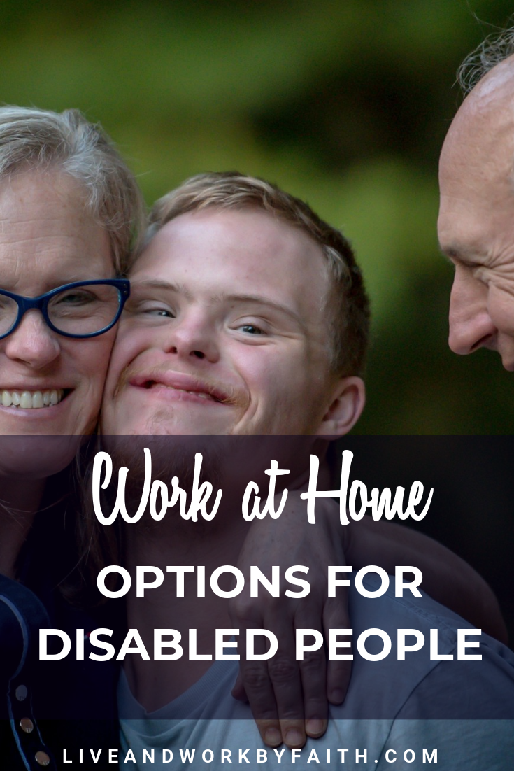 If you are a disabled person, there are work from home options for you. Click and read to learn more about how you can work from home with a disability.