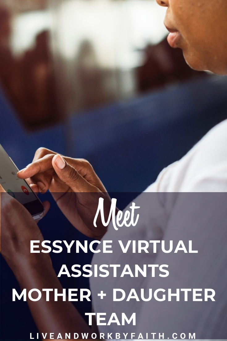 Meet the mother-daughter duo behind the virtual assistant company, Essynce Virtual Assistants.