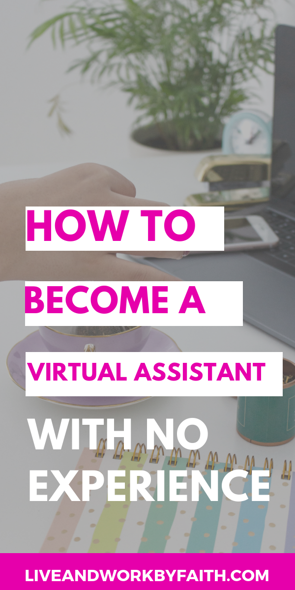 Becoming a virtual assistant isn't as hard as you think it is and you can even do it with little or no experience.  Check out this post for resources for start working from home as a virtual assistant.