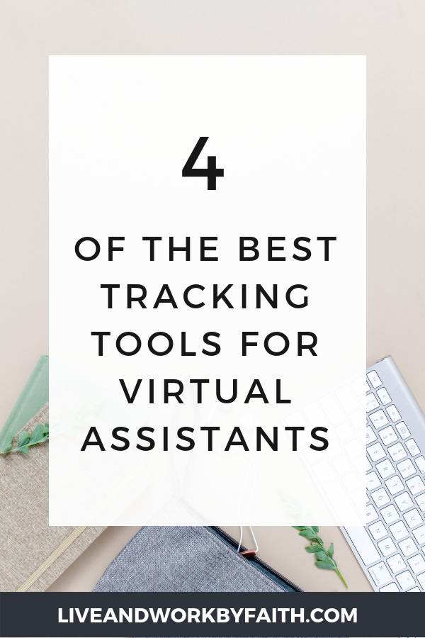 If you're a virtual assistant and not tracking time, you're missing out. Check out these four tools that will make tracking your time a whole lot easier.