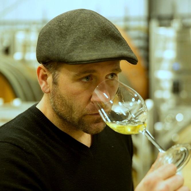 Brent Rowland, Winemaker
