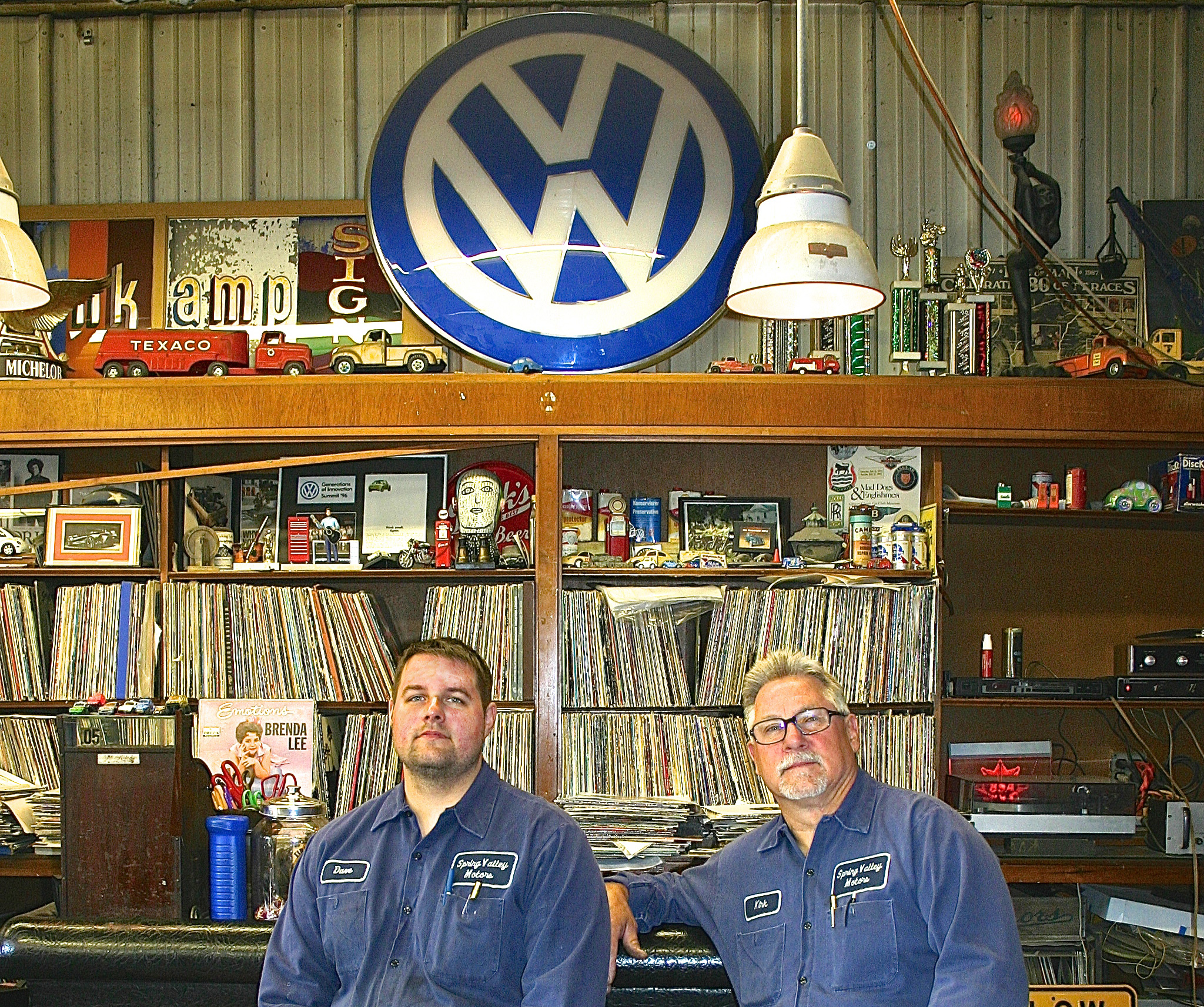 Serving Kalamazoo since 1981, Kirk and Dave Leftwich are committed to providing our customers with fast, quality work and parts at reasonable prices.