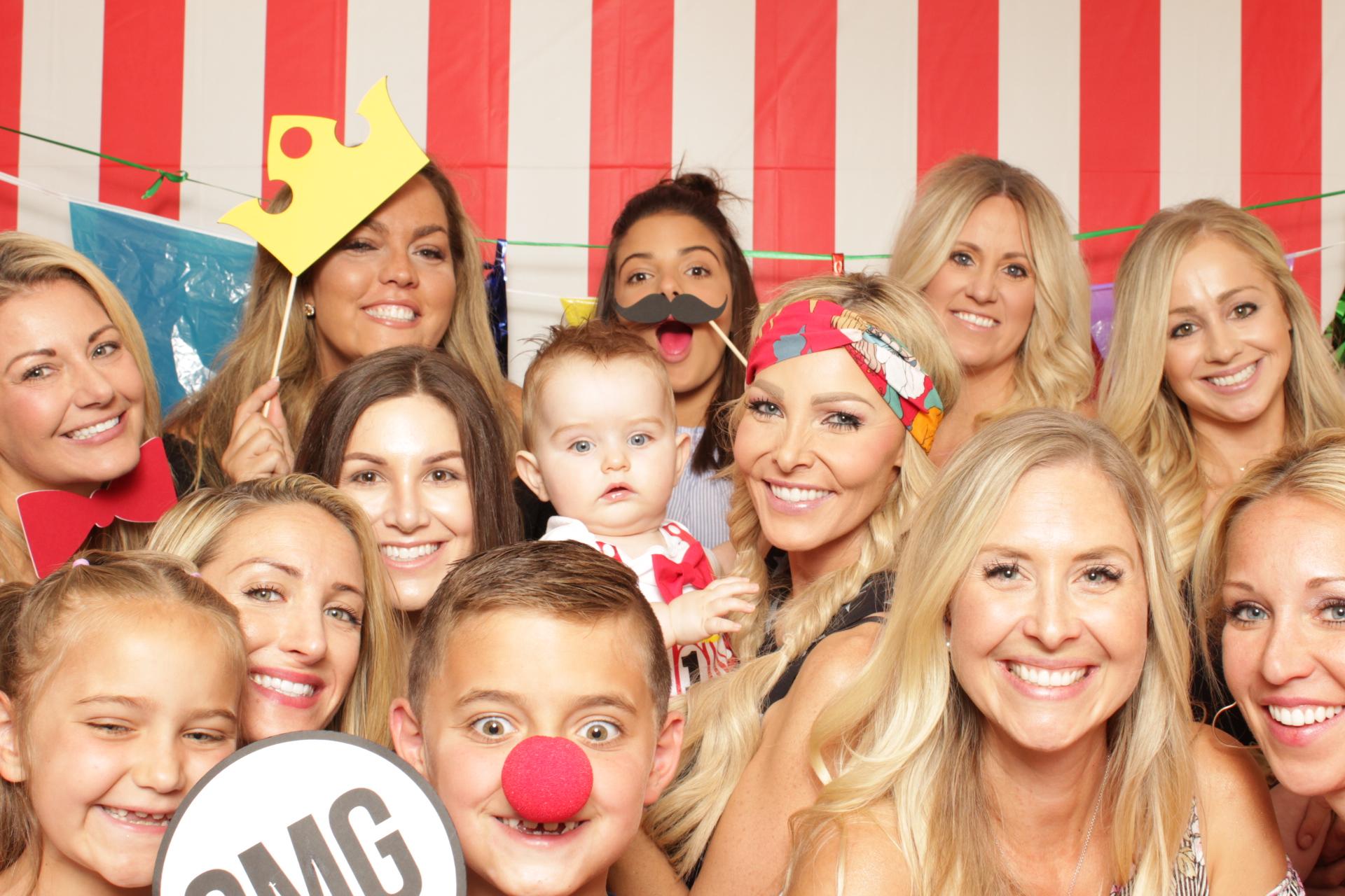 Easton's 1st Birthday Circus - Chandler, AZ06/09/2018