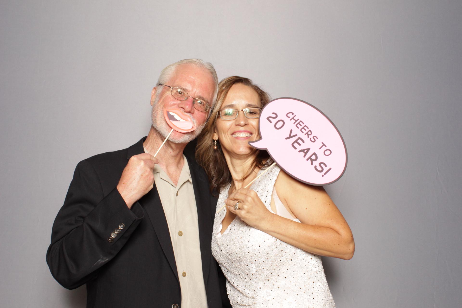 Cheers To 20 Years - Photo Booth Sponsored by: Ben & Catherine Ivy FoundationPointe Hilton Squaw Peak Resort, Phoenix, AZ10/20/2018