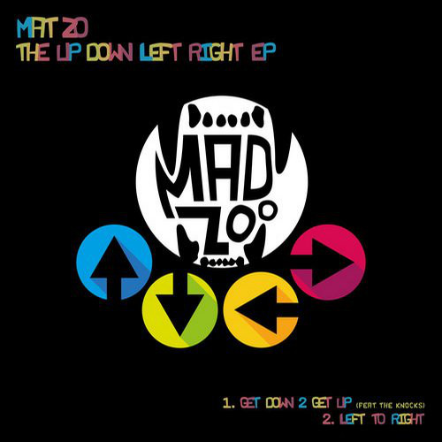 Mat Zo - The Up Down Left Right EP