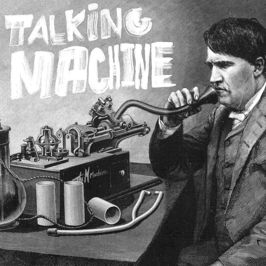 The M Machine - Talking Machine