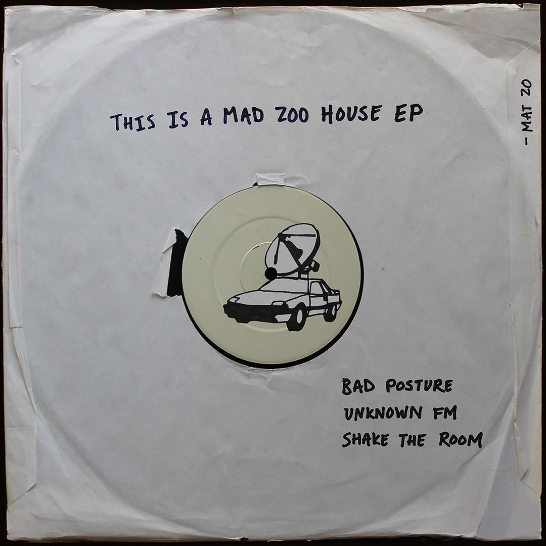 Mat Zo - THIS IS A MAD ZOO HOUSE EP