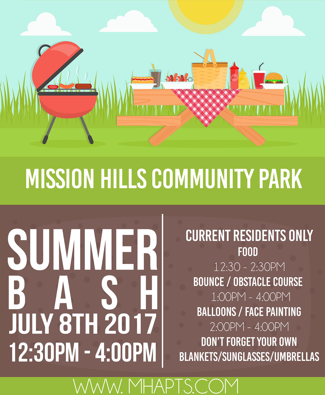 Vancouver-Washington-luxury-apartments-summer-bash-community-party