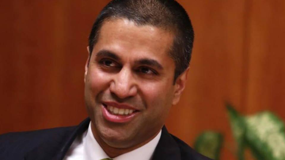Ajit Pai, the FCC Chairman