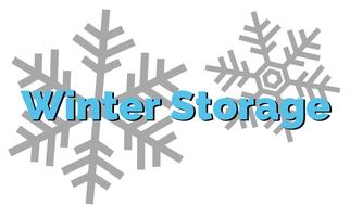 Winter Storage Icon 2