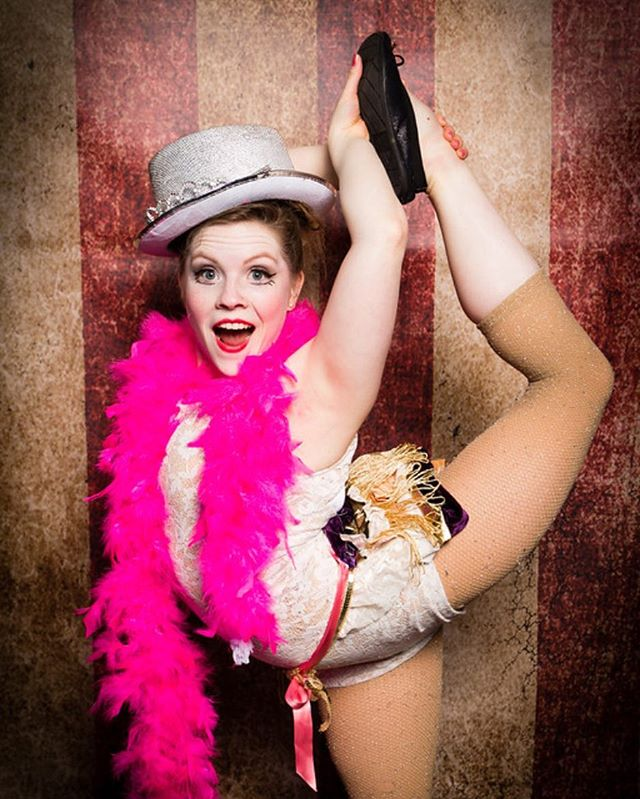 Hire some awesome talent for your next event! #circus #contortionist #photobooth