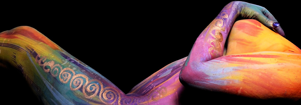 Exquisit Body Painting