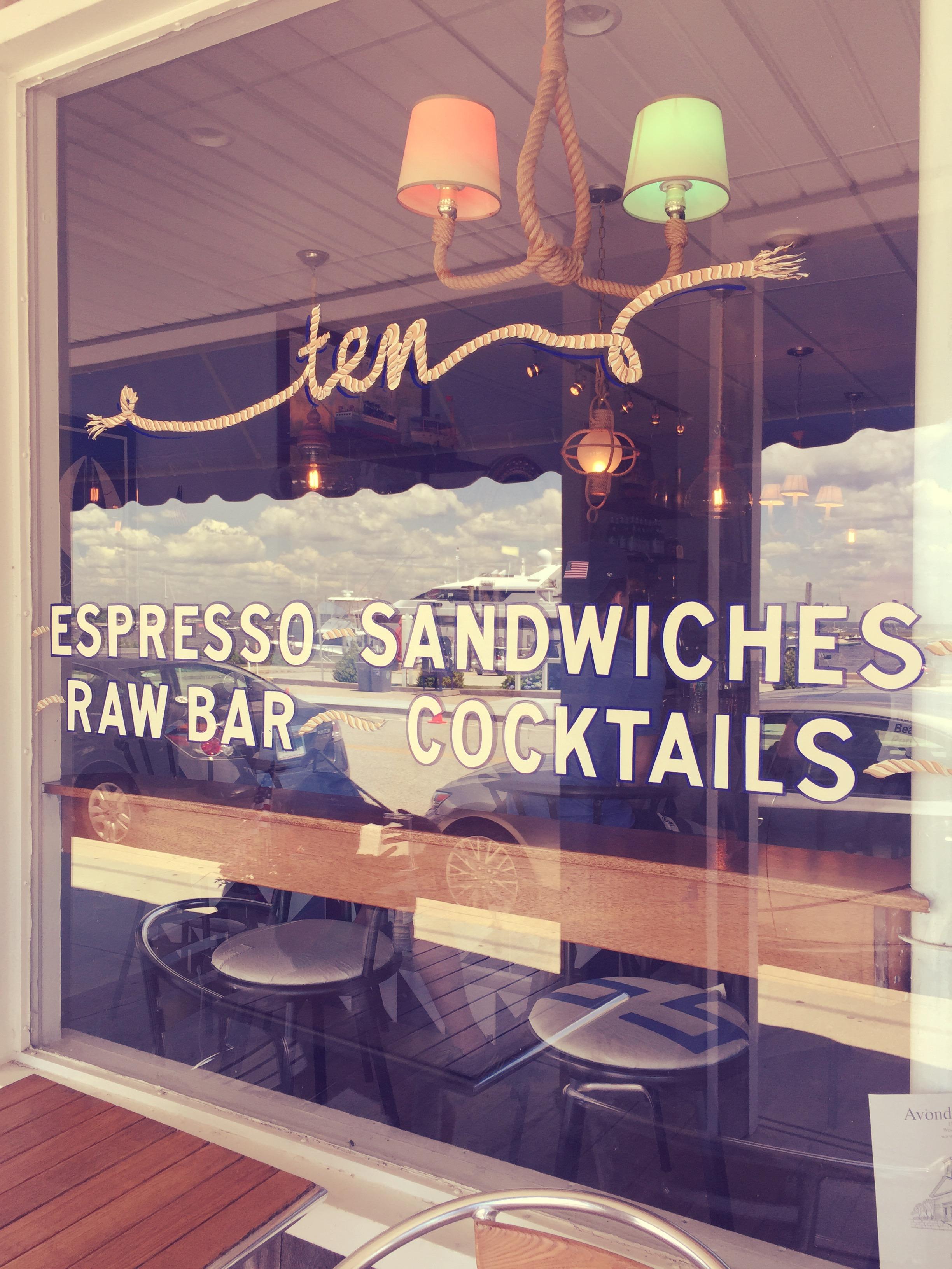 Ten Sandwiches - Watch HIll
