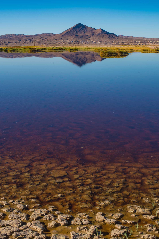 Tecopa Lake
