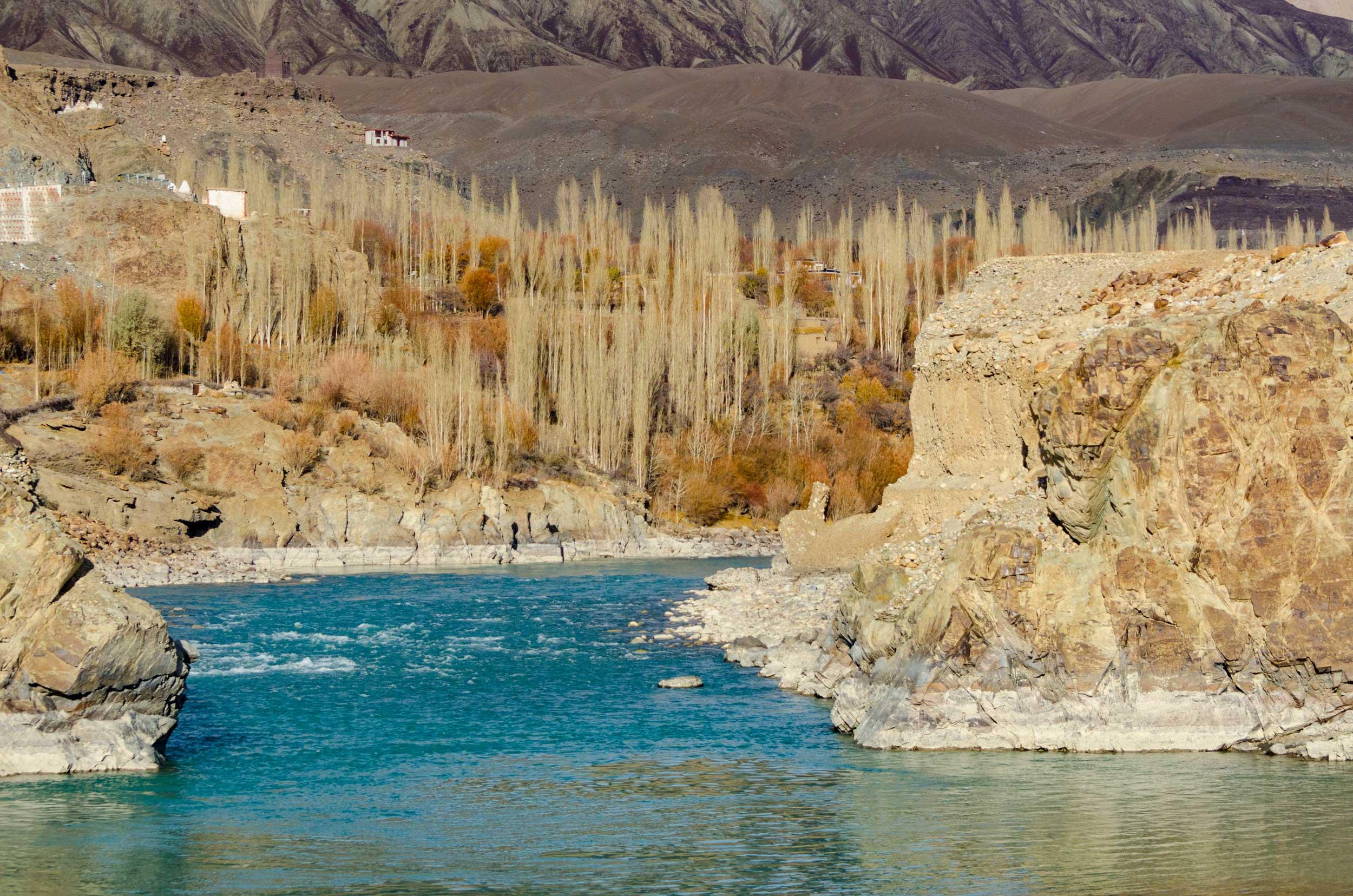 Indus Winter
