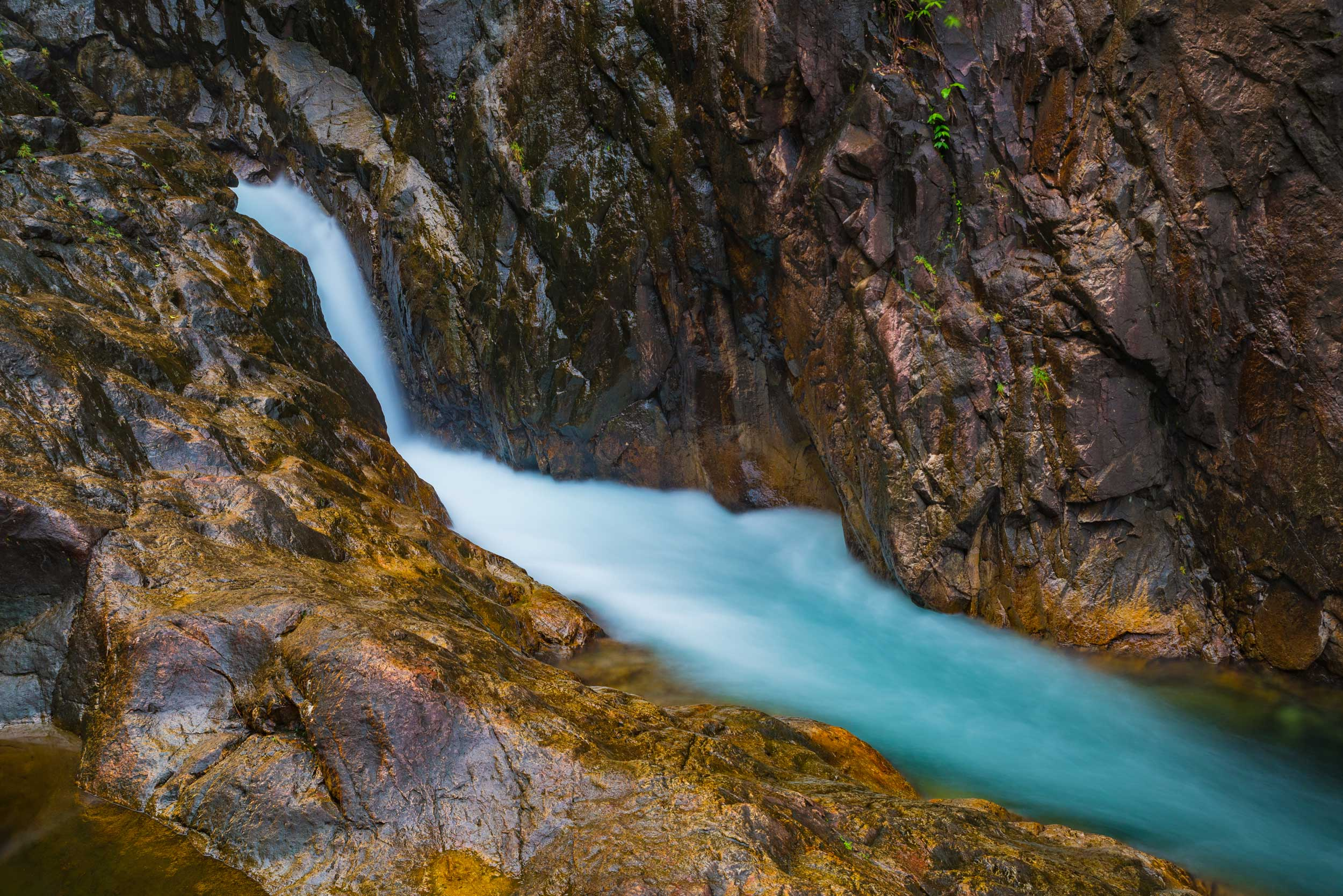 Koh Chang Waterfall